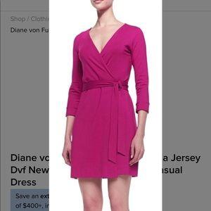Diane Von Furstenberg New Julian Two Mini NWT